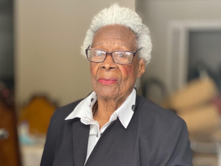 Annye Anderson — stepsister of Robert Johnson — published her memoir <em>Brother Robert: Growing Up with Robert Johnson</em> in June.