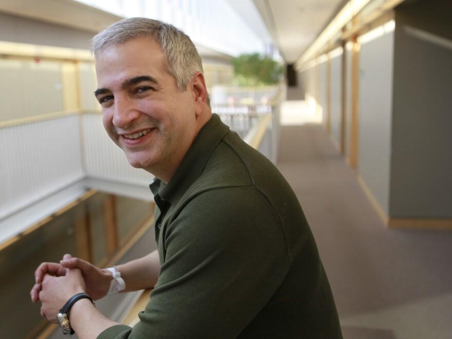 Anthony Shadid received the 2010 Pulitzer Prize for international reporting with <em>The</em> <em>Washington Post</em>.