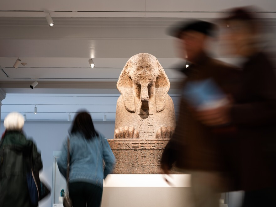 The Penn Museum is famous for its priceless artifacts from the Middle East, Africa and Central America.