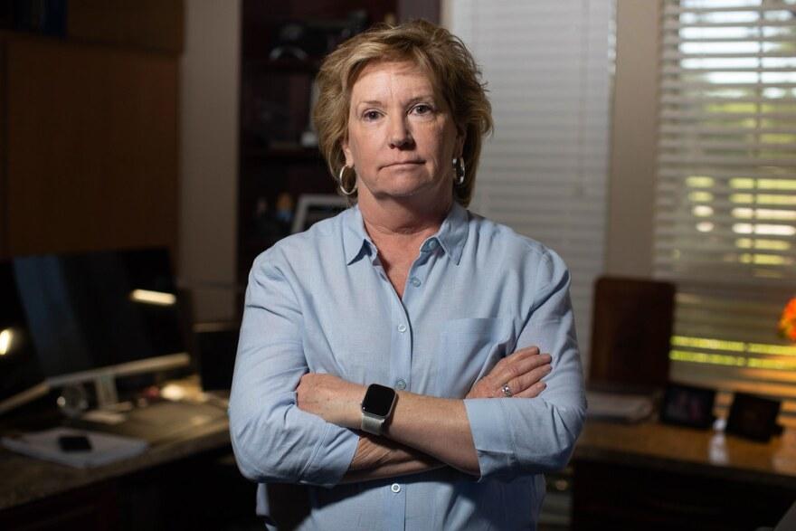 Former Austin Police Sgt. Elizabeth Donegan