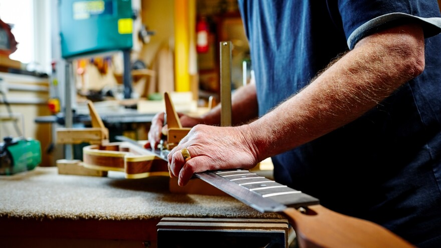 Having a purpose in life, whether building guitars or swimming or volunteer work, affects your health, researchers found. It even appeared to be more important for decreasing risk of death than exercising regularly.