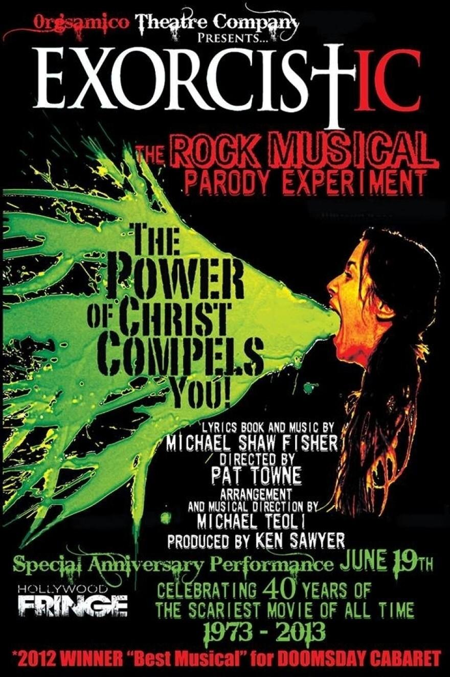 Exorcistic musical