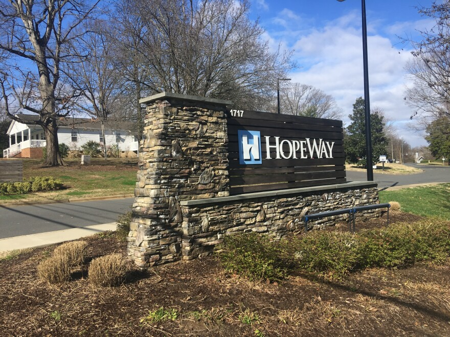 A new residential treatment program for veterans suffering from PTSD will be located at HopeWay, a mental health residential and day treatment center.