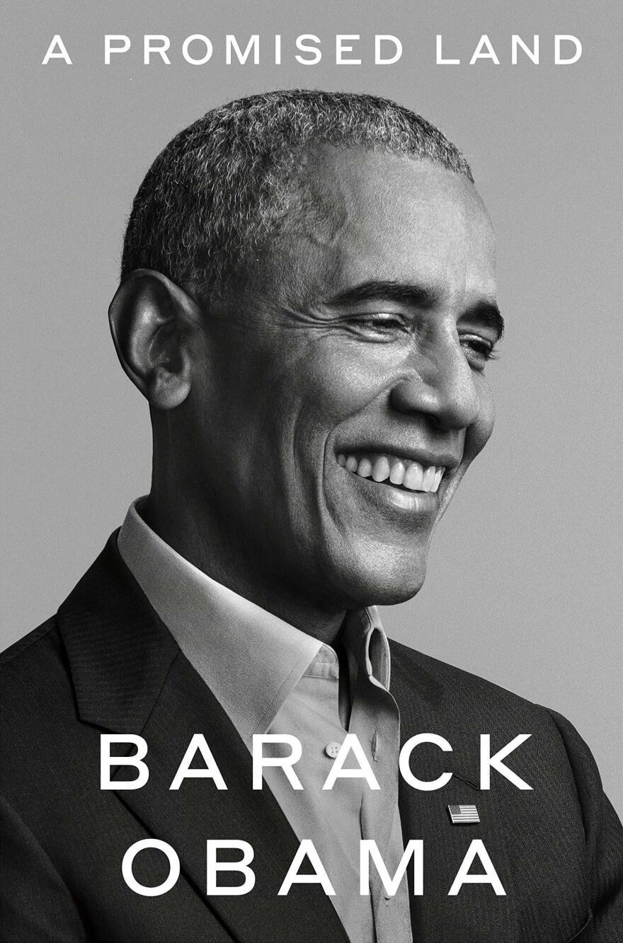 <em>A Promised Land</em>, by Barack Obama