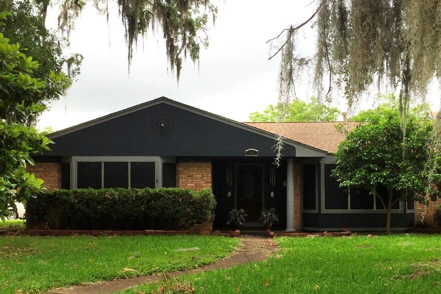Rand Paul's childhood home.