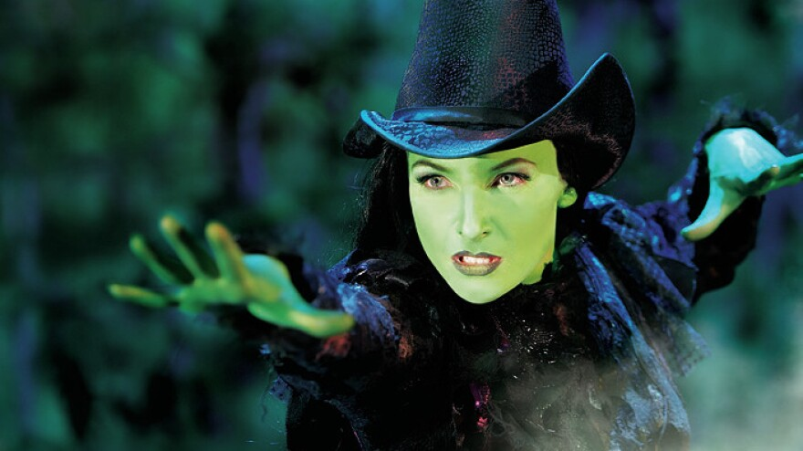 Willemjin Verkaik is the latest leading lady to play Elphaba, the misunderstood green girl who grows up to become the Wicked Witch of the West in Broadway's long-running <em>Wicked</em>. She has also played the role in Dutch and German in Europe.