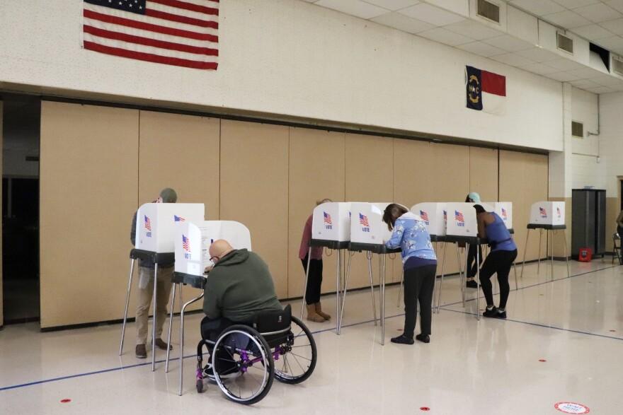 Belmont, NC voters 2020 election