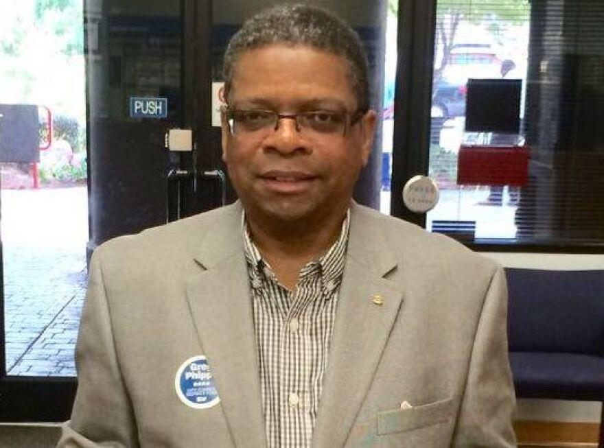 Greg Phipps, Charlotte City Council Member