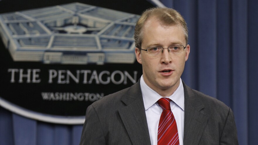 Pentagon spokesman George Little, speaking Thursday, said  U.S. and Pakistani forces both made mistakes that contributed to the Nov. 26 shooting that killed two dozen Pakistani soldiers along the border with Afghanistan.