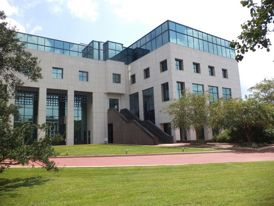 Leon County Courthouse,