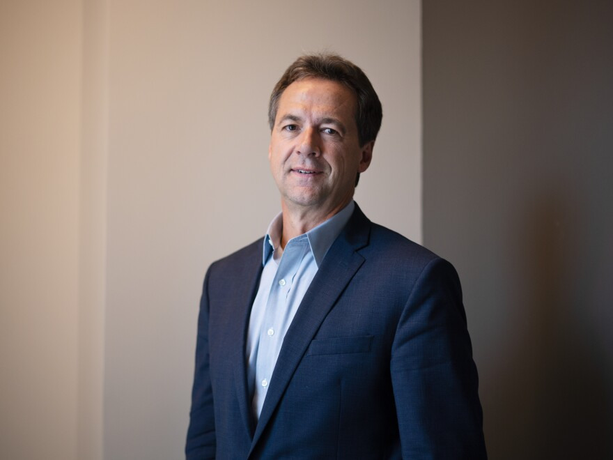 Montana Gov. Steve Bullock, a late entry to the 2020 race, hopes his red-state credentials will help him connect with voters.
