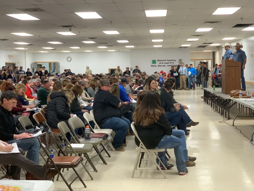 Wetzel County 4-H and FFA Ham Bacon and Egg Sale
