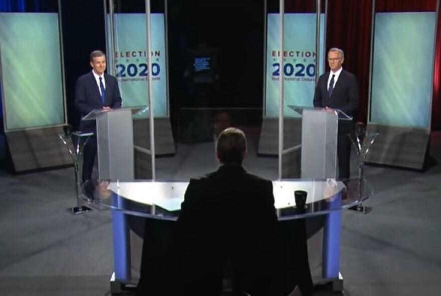 Cooper Forest Debate