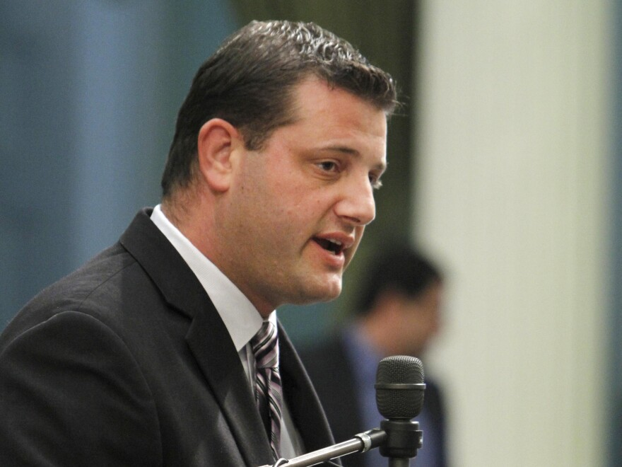 Republican Rep. David Valadao speaks openly about the need for Congress to pass the stalled immigration reform bill, as does opponent Renteria.