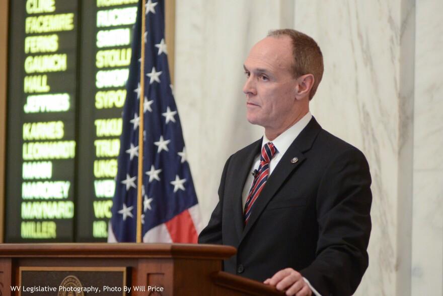 West Virginia Senate President Mitch Carmichael