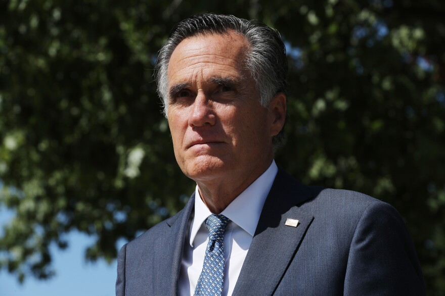 "Utah Republican Sen. Mitt Romney said he believes Trump will eventually ""accept the inevitable"" and concede defeat to President-elect Biden."
