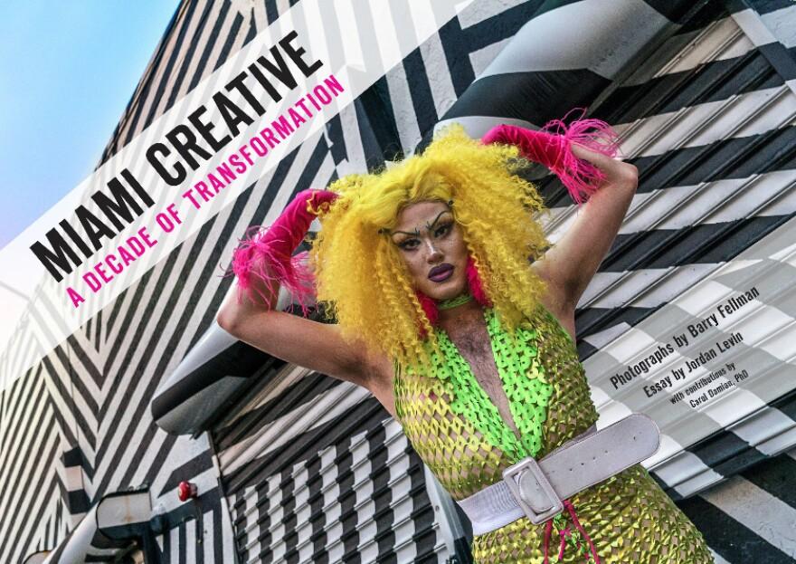 Miami Creative New Photo Book by Barry Fellman