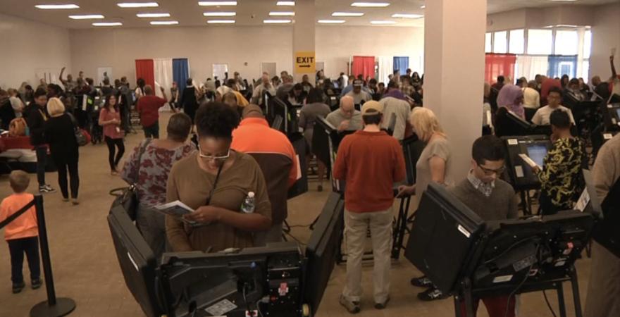 Ohio voters