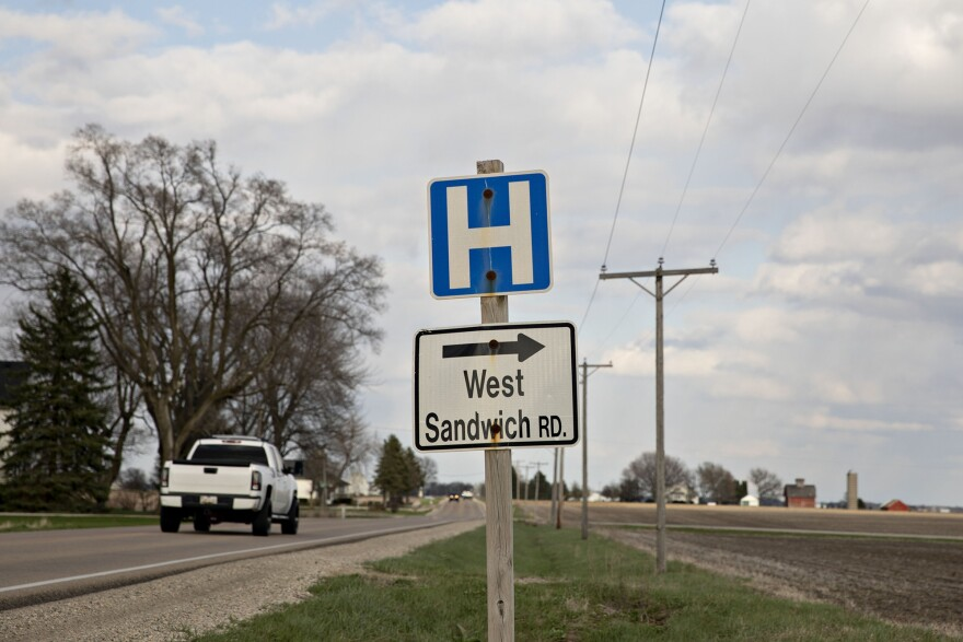 "When the pandemic hit this spring, U.S. rural hospitals lost an estimated 70% of their income as patients avoided the emergency room, doctor's appointments and elective surgeries. ""It was devastating,"" says Maggie Elehwany of the National Rural Health Association."