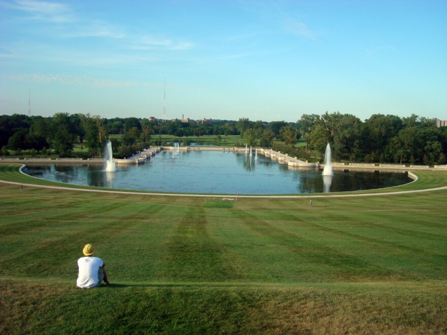Forest Park turns 140 years old this year.