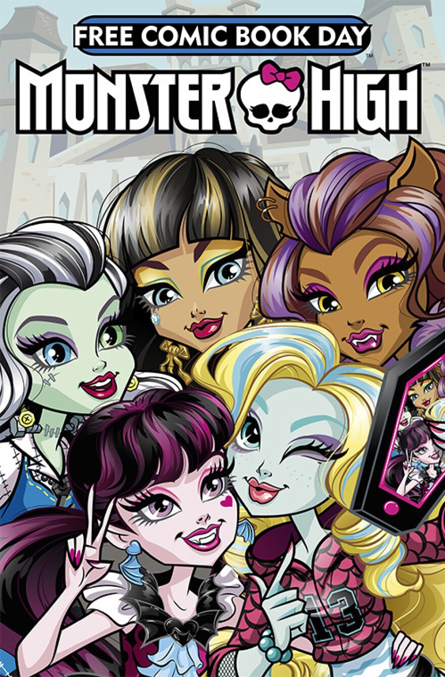<em>Monster High</em>