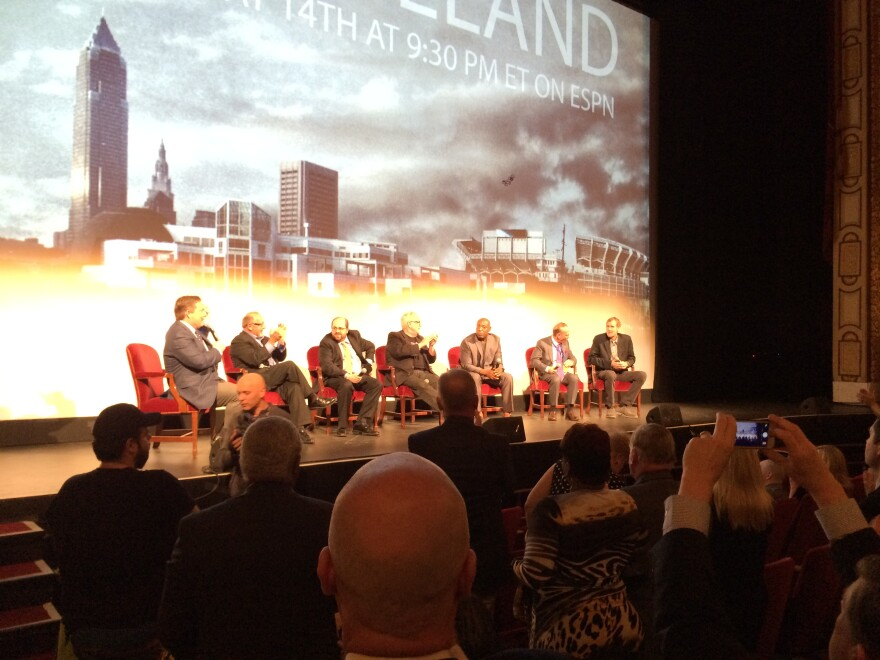 photo of Believeland panel