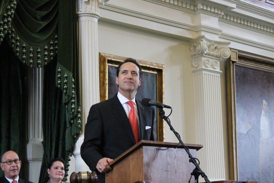 File Photo - José Menéndez. Last June, Menéndez carried legislation that would require Texas public schools to include the history of the Holocaust in curriculum.