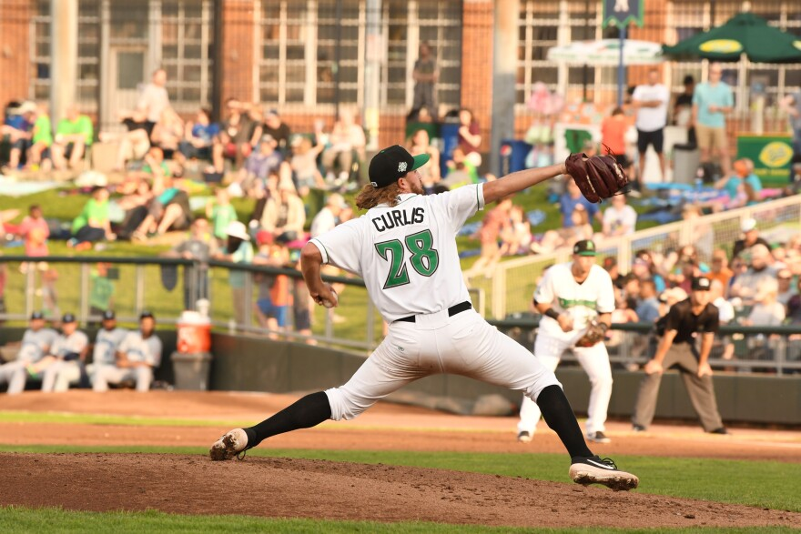 The Dayton Dragons have an estimated economic impact of about $27 million per year, making them one of downtown Dayton's biggest draws.