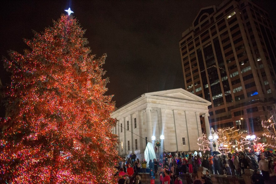 The Dayton Holiday Festival kicks off this weekend.