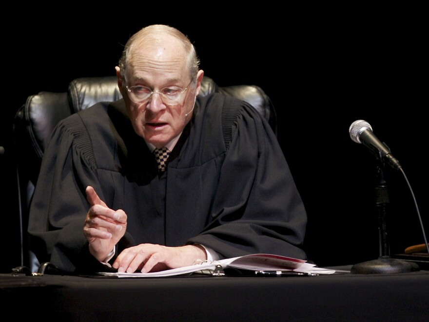 U.S. Supreme Court Justice Anthony Kennedy has now written two landmark gay rights decisions.