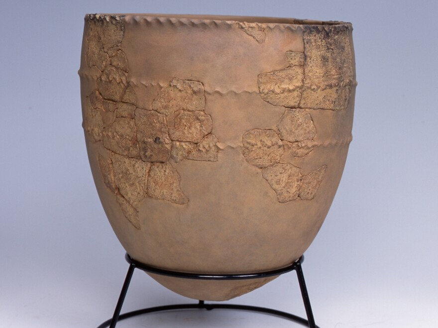 Pots like this 15,000-year-old vessel from Japan are among the world's earliest cookware.