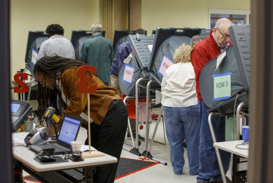 The civil rights group indicated the state could be putting tens of thousands of U.S. citizens on a pathway to be dropped off voter rolls