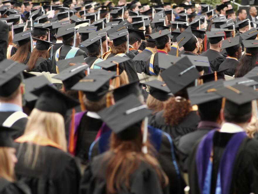For college grads all over the country, receiving their diploma can feel a lot like one of those trips to Starbucks where customers' names get mangled.