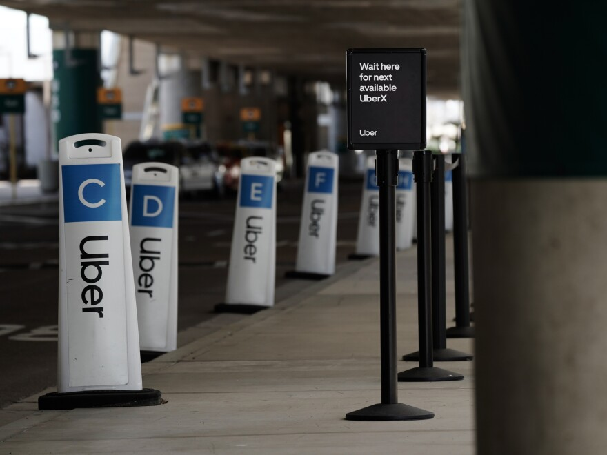 Millions of Uber drivers and other people who make a living from gig work are temporarily eligible for unemployment benefits. But the money has been slow to arrive.
