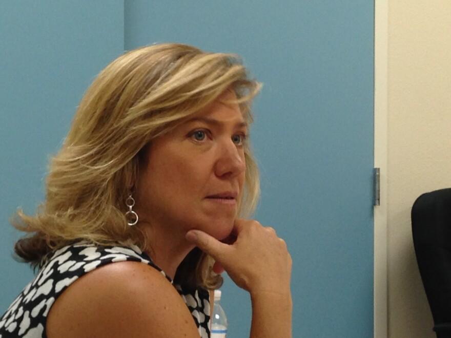 Jennifer Tucker-Mogensen, diabetes program coordinator at the Sky Family YMCA in Venice