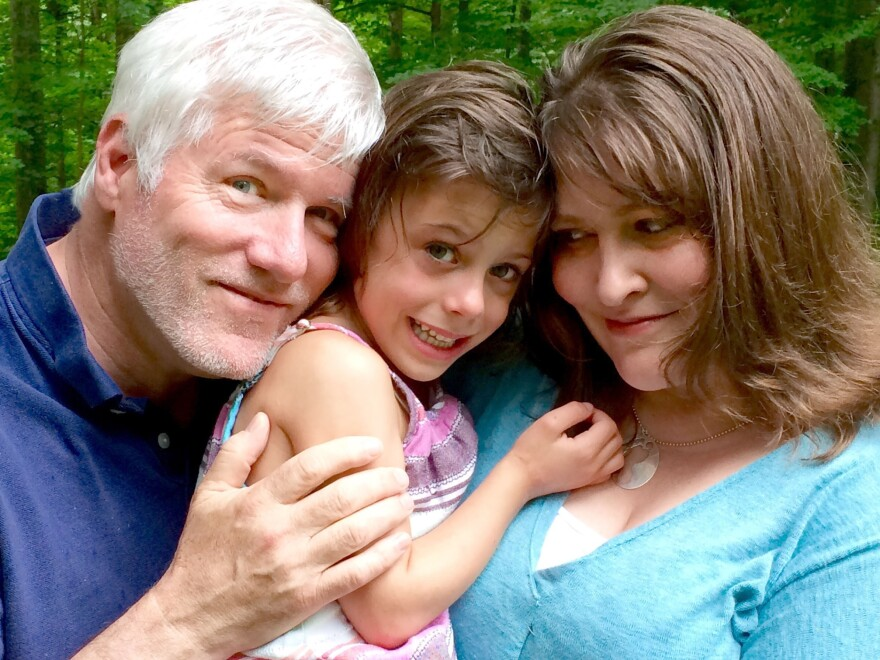 Kelley Benham French and her husband, Thomas French, share the story of their daughter, Juniper, who was born premature, in the memoir <em>Juniper: The Girl Who Was Born Too Soon</em>.