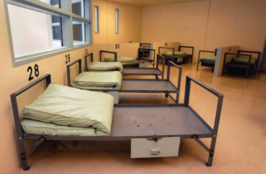 <p>Multnomah County is defunding dorms in its Inverness Jail with beds for 118 inmates. Sheriff Mike Reese is concerned that the reduction in jail beds could lead to overcrowding and the early release of some offenders.</p>