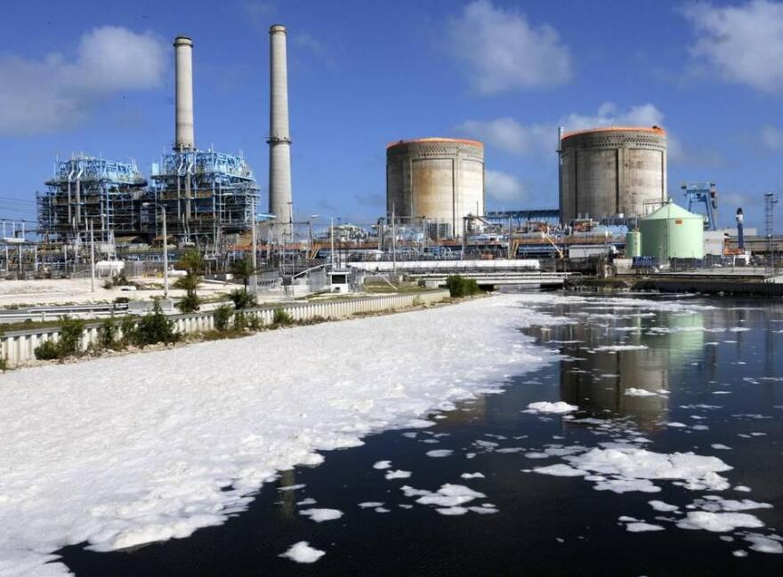 The water utility that serves the Florida Keys is objecting to a proposed expansion at Florida Power & Light's Turkey Point nuclear plant.