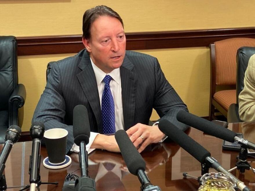 In a memo, state Senate President Bill Galvano noted revenue and employment at hotels and attractions have suffered because of coronavirus social-distancing requirements.