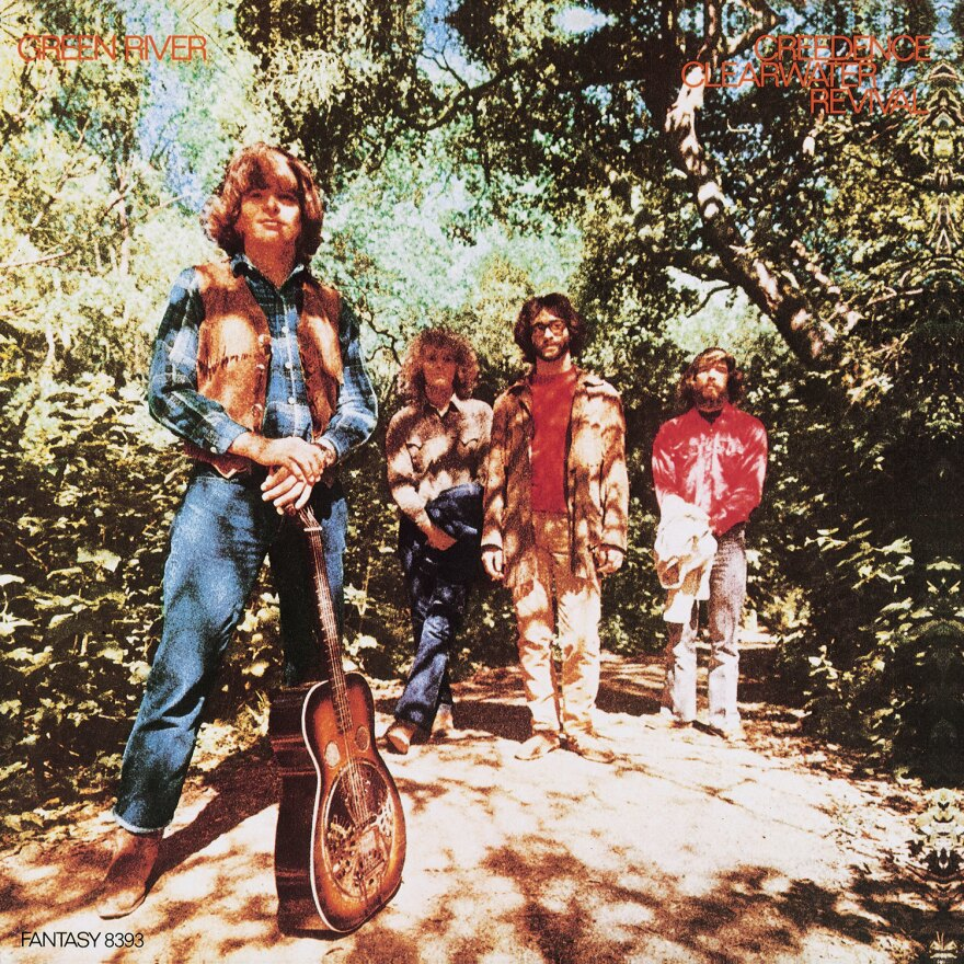 Creedence Clearwater Revival's <em>Green River </em>was a landmark release for the band, but just one of three albums the group put out in 1969 alone.
