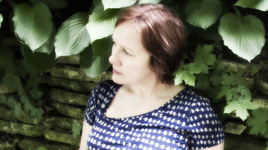 "Iris DeMent's version of the hymn ""Leaning On The Everlasting Arms"" was used at the end of the Coen Brothers' movie <em>True Grit.</em>"