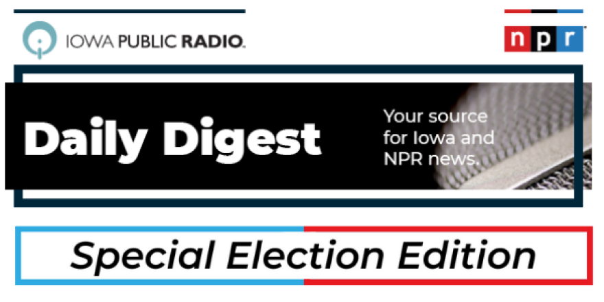 Daily Digest newsletter - election version