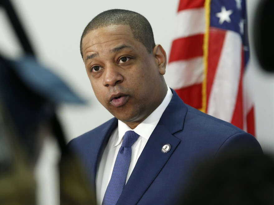 Virginia Lt. Gov. Justin Fairfax is suing CBS, alleging the network didn't fully vet his accusers' claims and omitted information that would exonerate him.