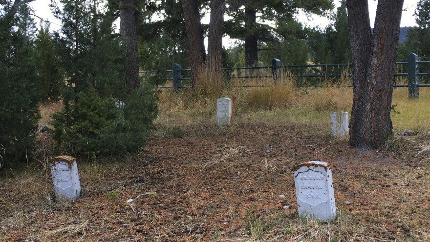 A Utah man has pleaded guilty after authorities said he was caught digging in Fort Yellowstone Cemetery, in Yellowstone National Park, Wyo., in search of hidden treasure.