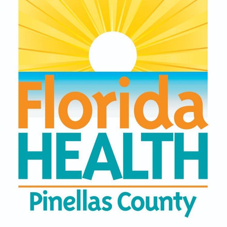 Pinellas County Health Department logo