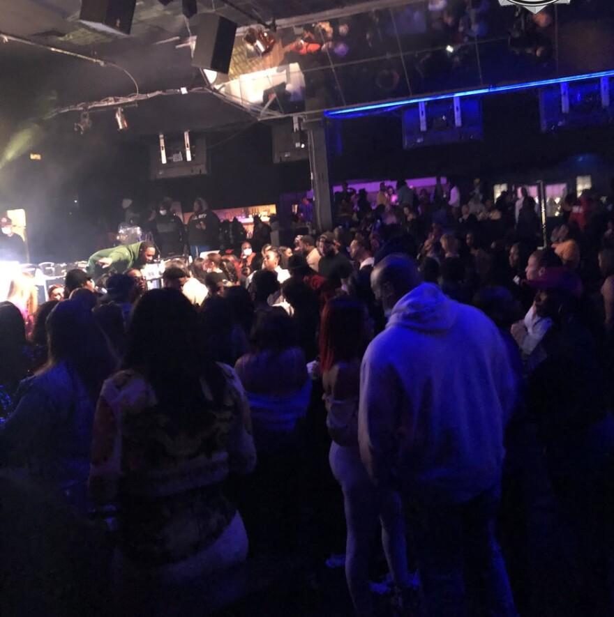 Aftermath nightclub in Columbus