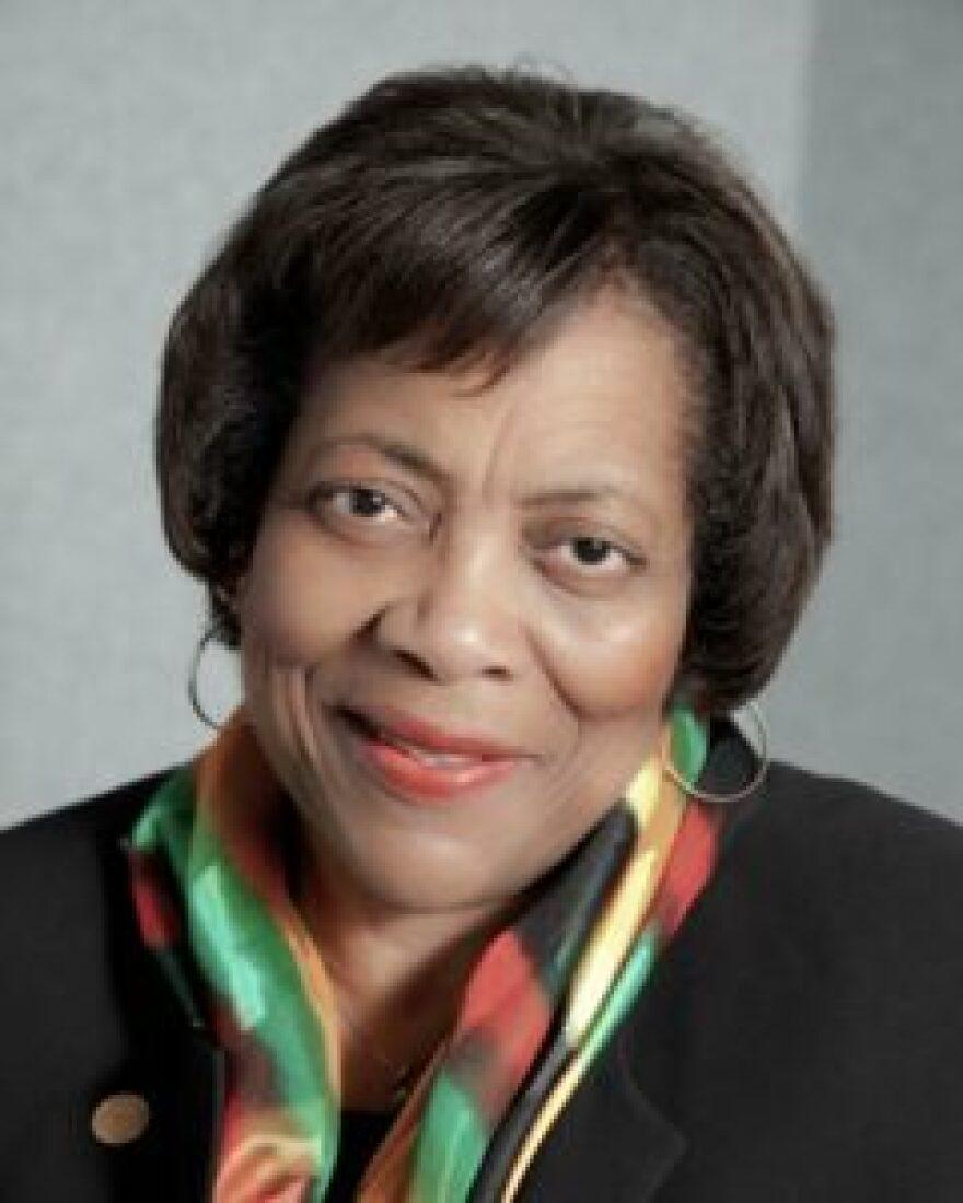 Former St. Louis County Councilwoman Hazel Erby