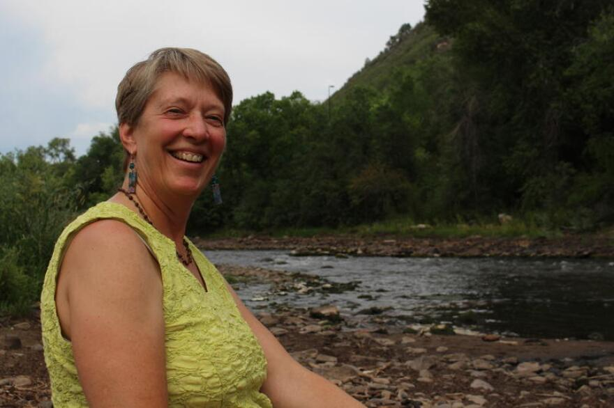 Barb Horn is a water quality specialist for Colorado Parks and Wildlife and witnessed the 2015 Gold King Mine spill along the banks of the Animas River.