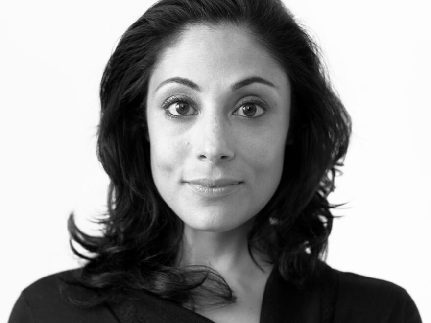 Actress and writer Najla Said has a one-woman off-Broadway show called <em>Palestine</em>. <em>Looking for Palestine</em> is her first book.