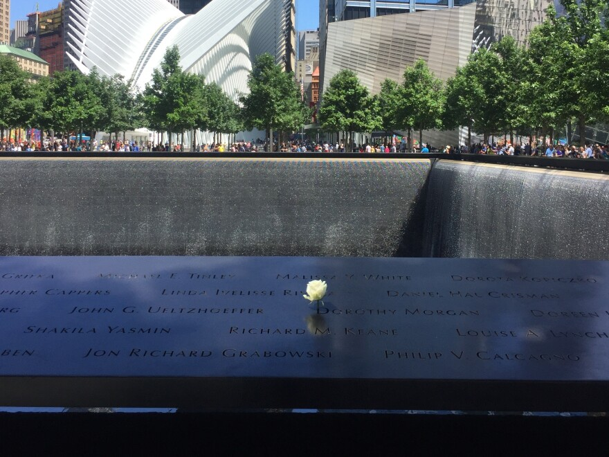 New York's 9/11 Memorial honors victims of the attacks. On Wednesday, the Office of Chief Medical Examiner announced it had identified the remains of Scott Michael Johnson, a 26-year-old securities analyst.